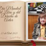 Saludo Biblioteca CRA, Día Mundial del Libro y del Derecho de Autor.
