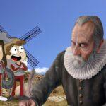 Natalicio Miguel de Cervantes